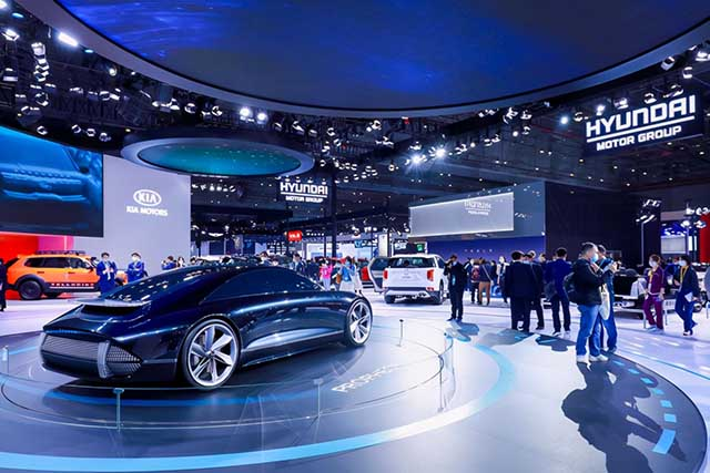 """顺应""""绿色""""趋势边走去,现代汽车加快在华布局氢能源体系"""