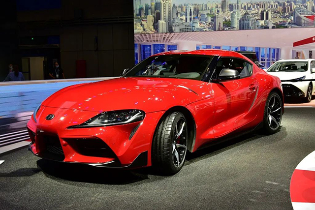 提前加价数十万问题使,丰田这款新车将在国内限量销售