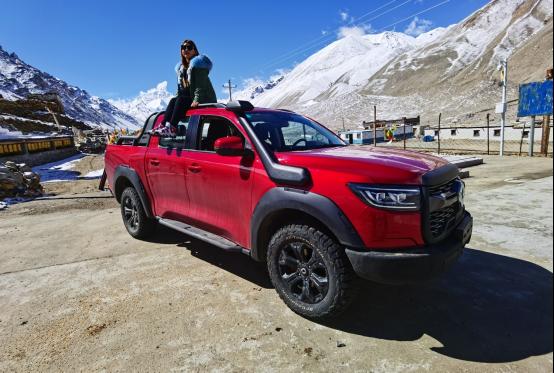 开启丈量珠峰第二季 长城皮卡4月全球销售20200台